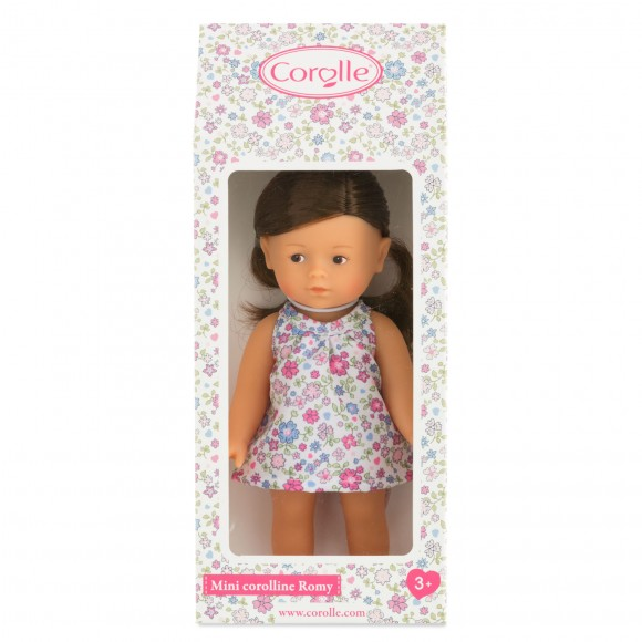 Mini Corolline Rosy Blonde