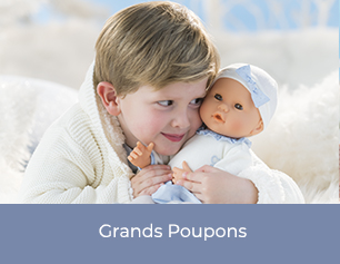 Hiver Polaire grands poupons